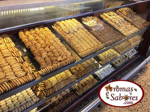 Biscoitos do México