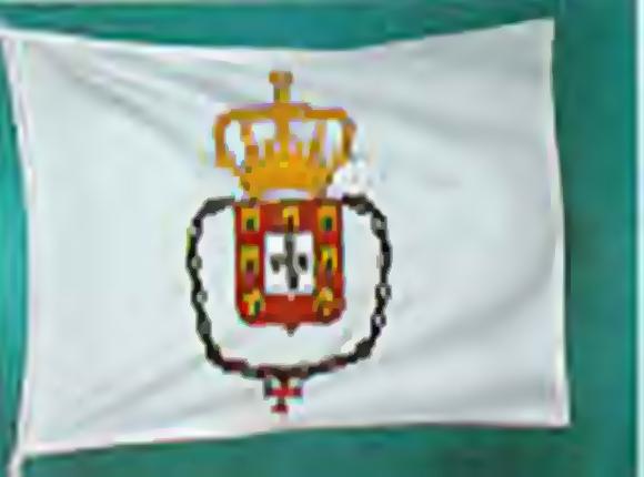 Bandeira Real Século XVII (1600 - 1700)