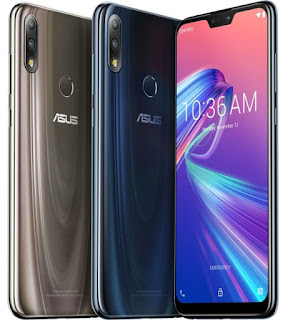 Spesifikasi ASUS Zenfone Max Pro M2 (ZB31KL):