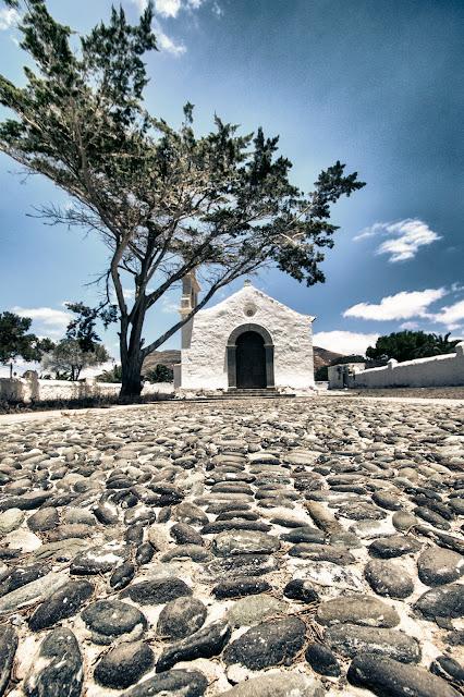 Ermita de San Pedro de Alcantara-La Ampuyenta-Fuerteventura