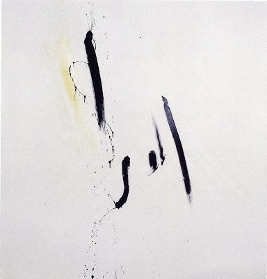 Resultado de imagen de Mirador, Joan Miró, línea
