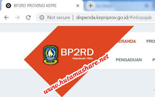 cara cek pajak motor cara cek pajak mobil wilayah Kepulauan Riau via samsat online