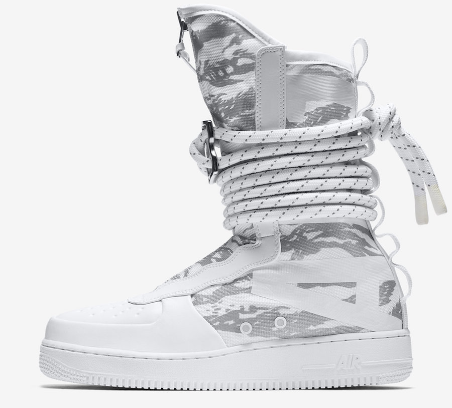 c5ab181130e5 LET THIS NIKE SF-AF1  SNOW CAMO  GIVE YOU THE CONFIDENCE YOU NEED ...