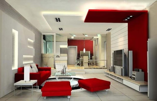 plafond rumah minimalis
