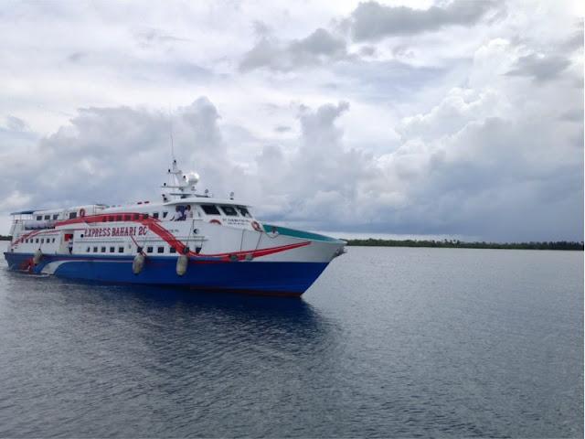 Bahari Express 2C Jepara Karimunjawa