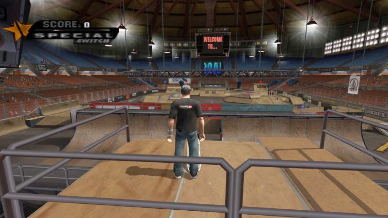 tony hawk underground pc full version