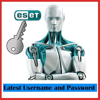 Eset Nod32 Antivirus New Username and Password 2015 Free Download