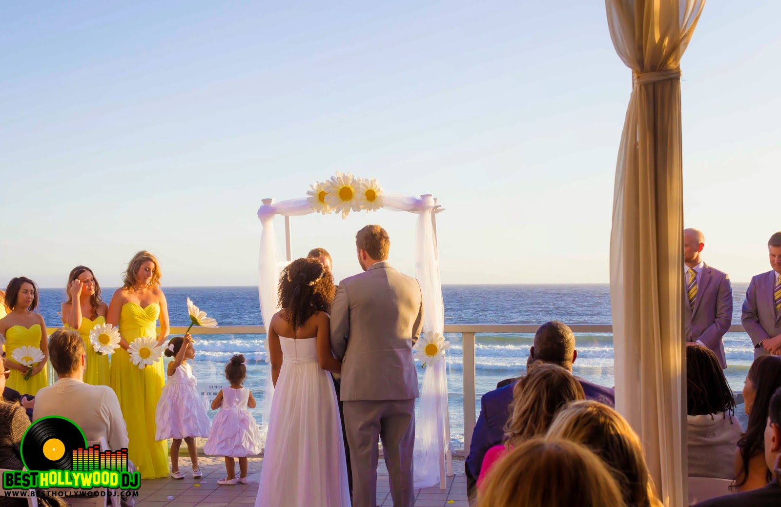 malibu west beach club, best hollywood dj, malibu weddings