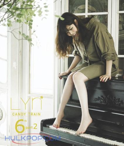 LYn – 6th, Pt. 2 'Candy Train' – EP (FLAC + ITUNES MATCH AAC M4A)