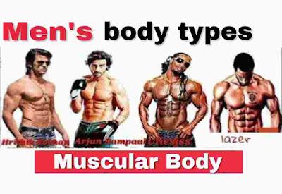 Mens Body Types