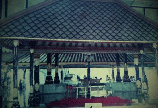 Gambar Kraton Yogyakarta wisata sejarah masa lampau