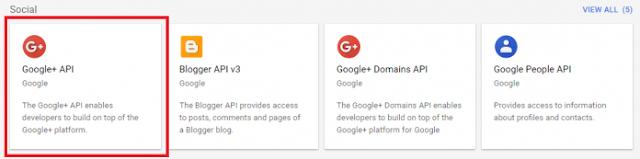 Cara Mendapatkan Google Client ID dan Google Key API