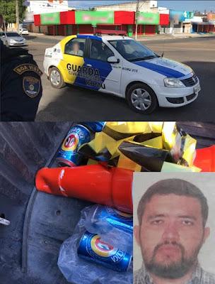 Procurador de Boa Vista (RR) com suspeita de embriaguez é detido pela GCM após se envolver em acidente de trânsito
