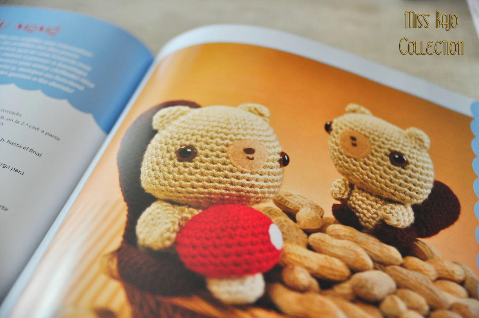 Muñecos mágicos amigurumi : 15 proyectos para tejer a ganchillo de ... | 1062x1600