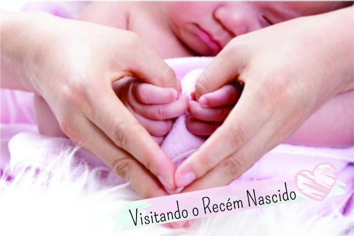 visitando recem nascido