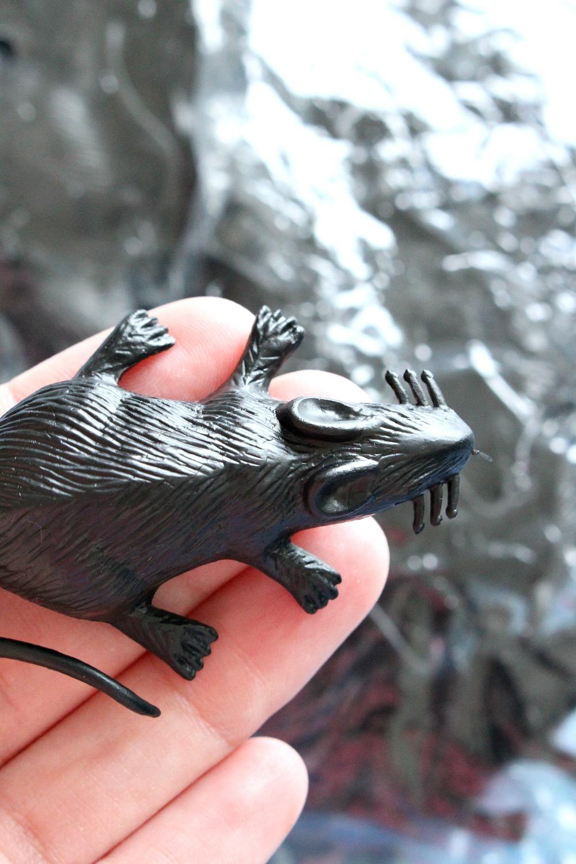 Plastic Rats in Bulk