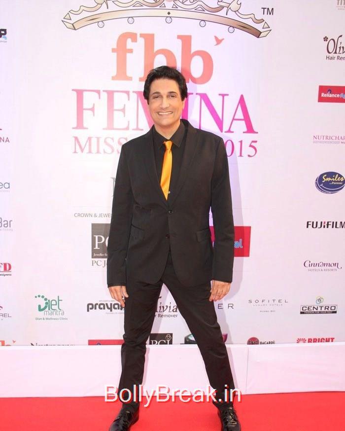 Shiamak Davar, Grand Finale of Femina Miss India 2015 Photo Gallery