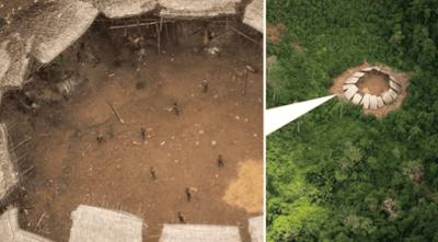 Terungkap, Inilah Tempat Tinggal SUKU MANTE di Hutan Pedalaman Aceh