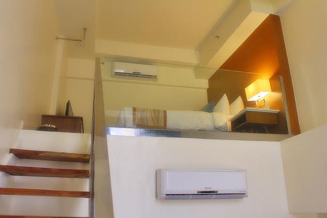 1-room loft at Ferra Hotel