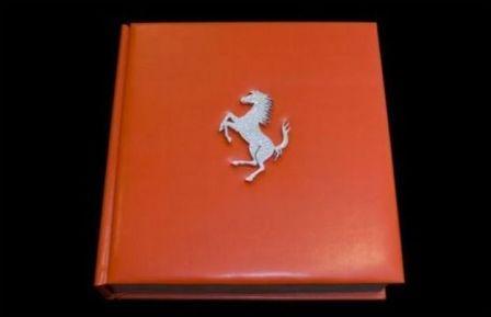 Buku Termewah di Dunia : The Official Ferrari Opus