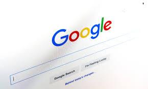 Berdirinya Google Search