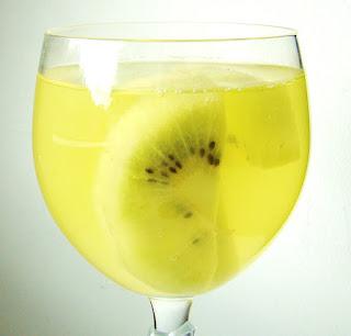 Gotowa galaretka o smaku cytryny i limonki