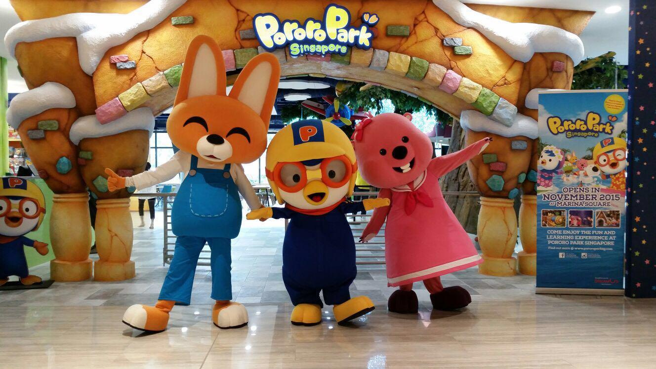 Cheekiemonkies Singapore Parenting Lifestyle Blog Character Meet