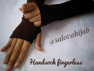 Handsock Fingerless