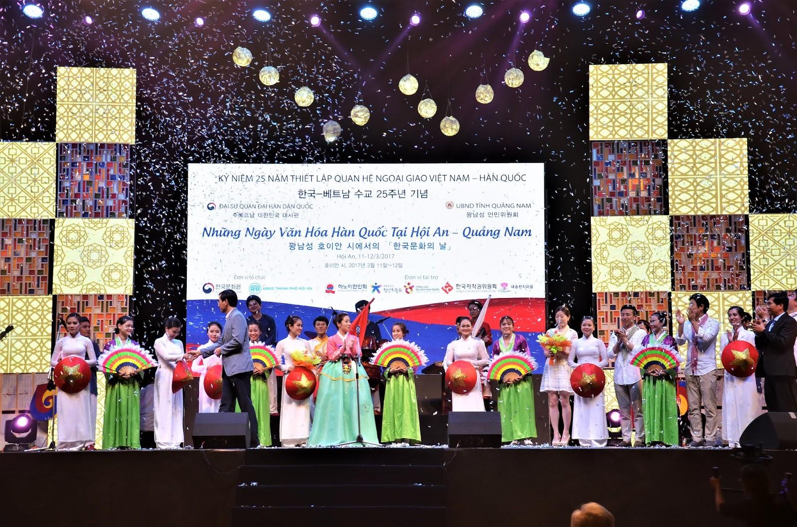 Sự kiện Hội An: Những ngày Văn hóa Hàn Quốc 2018