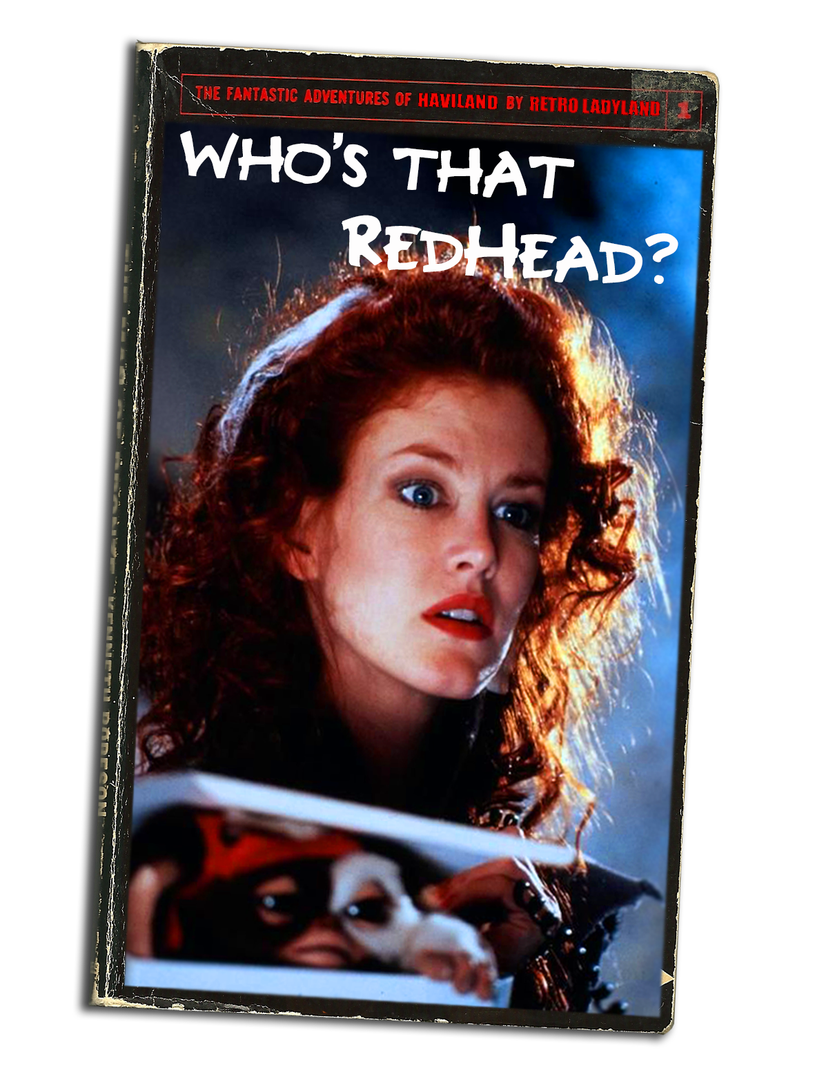 Haviland Morris retro ladyland: who's that redhead? an interview with