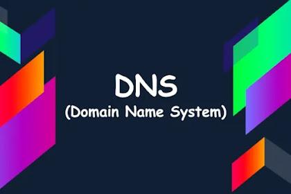 Domain Name System (DNS) dan Cara Kerjanya