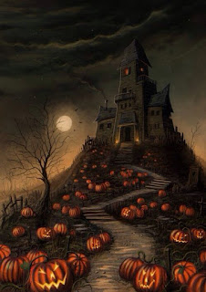 Jack-o'-lantern - Halloween