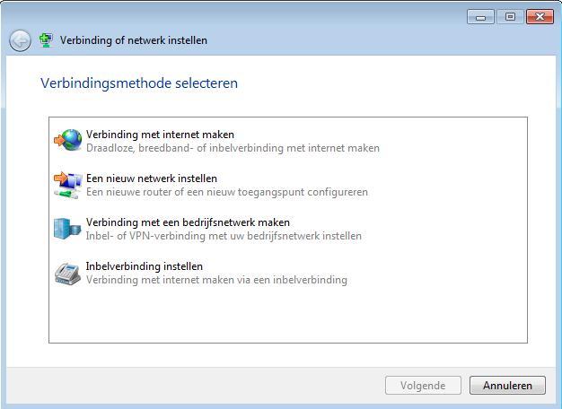 Hoe Een Vpn Verbinding Maken In Windows 7