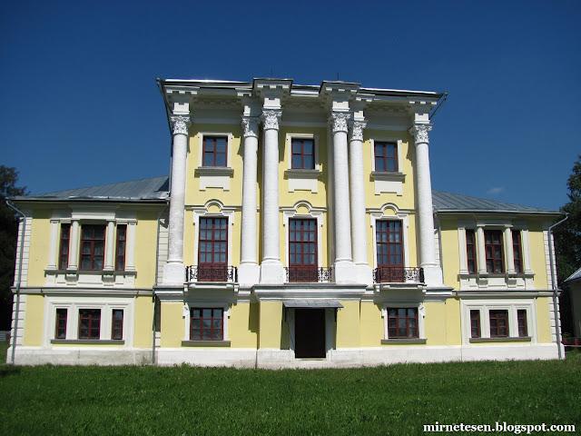 Усадьба Кривякино, Воскресенск - хозяйский дом