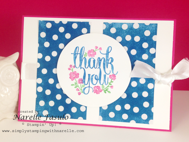 A Whole Lot of Lovely and Color Me Irresistible - Simply Stamping with Narelle - order here - http://www3.stampinup.com/ECWeb/default.aspx?dbwsdemoid=4008228