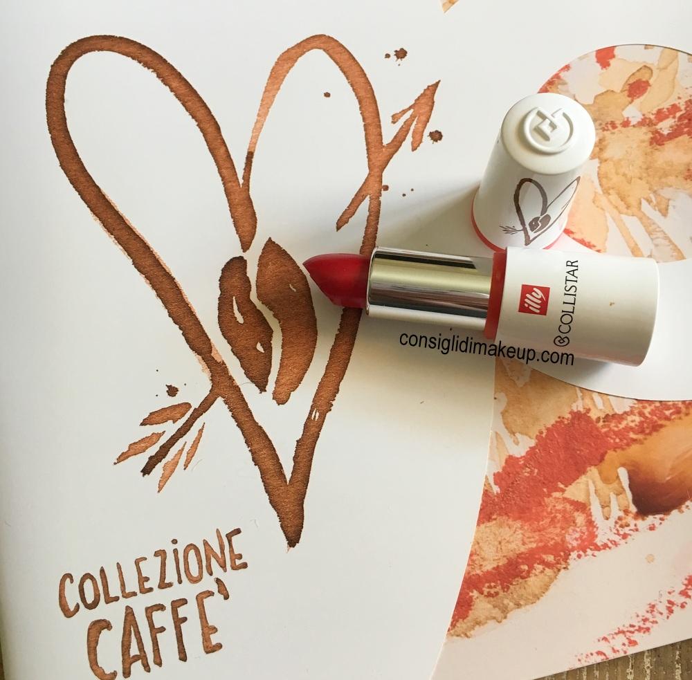 collezione caffè collistar illy recensione