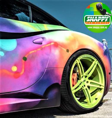 Auto primavera Snappy Car Rental