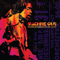 Jimi Hendrix's Machine Gun: The Fillmore East First Show