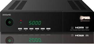 SPIDER 3000X HD
