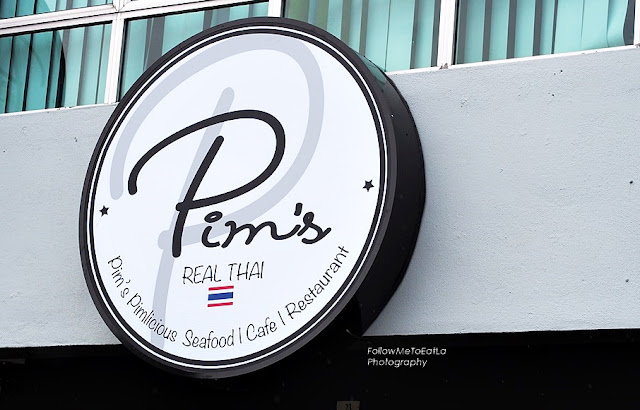 Pim's Thai Food ~ Pimlicious Seafood Cafe & Restaurant At Bukit Tinggi 2 Klang