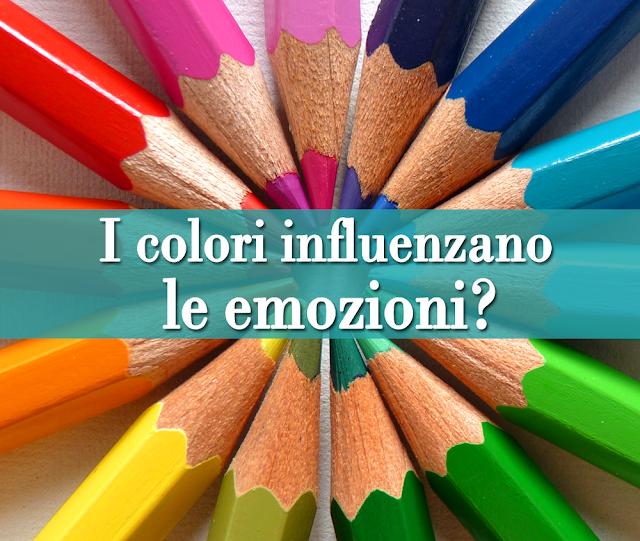 I colori influenzano le emozioni?