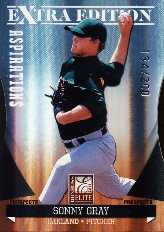 Status Elite Grey Birch Modern Italian Bedroom Set: All About Cards: 2011 Donruss Elite Extra Edition Baseball