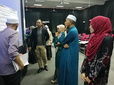 Perkongsian PAK21 Bersama Guru Tahfiz Pangkor