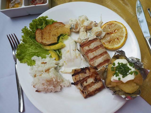 seafood BBQ Seminyak Bali