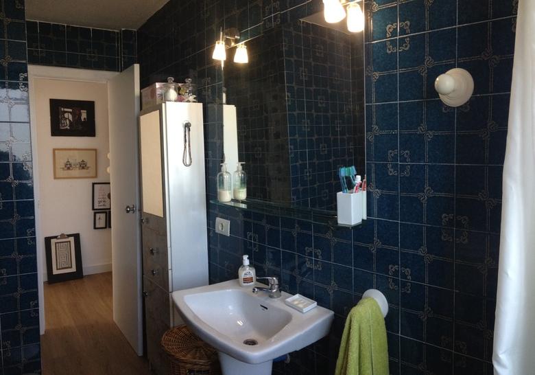Casa trÊs: antes y despuÉs del baÑo de mi casa con pintura ...