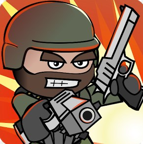 Gratis Download Doodle Army 2 Mod Apk v3.0.136 Mini Militia