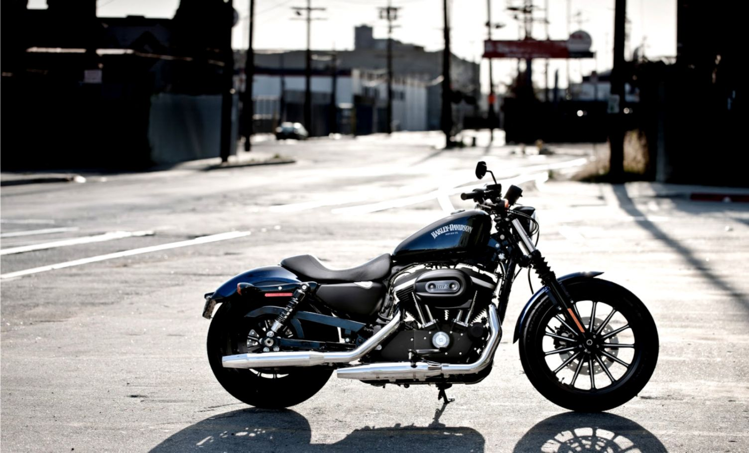 Harley Davidson Wallpaper Widescreen All Hd Wallpapers Gallery