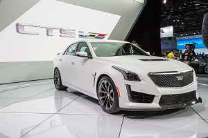 2016 Cadillac CTS-V Sedan release date