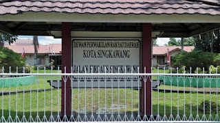 Perubahan nama dan figur incumbent DPRD Singkawang
