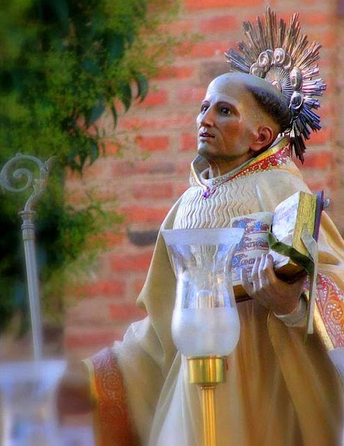 São Bernardo de Claraval fez alto elogio  dos cavaleiros que empunham as armas por Cristo